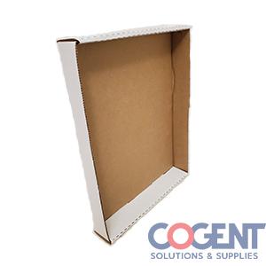 COGENT RF LID  ECT32B 3WHT 16-1/4x12-3/4x2  25/BD  *